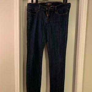 Lucky Brand dark wash jeans